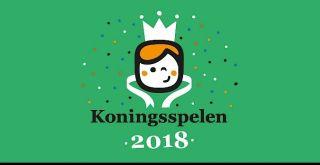 Vrijdag: Koningsspelen op de Agnesschool